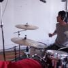 Matte Black on drums