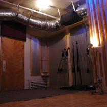 Metrosonic's live room