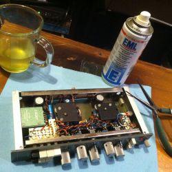 A round of Electrolube & tea