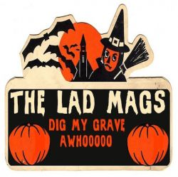 "Lad Mags release ""Dig My Grave"""
