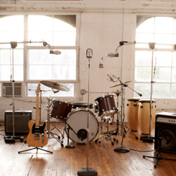 Metrosonic Large Live Room