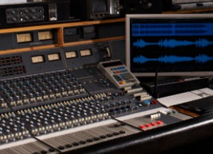 Neve 5315 in Metrosonic Room A