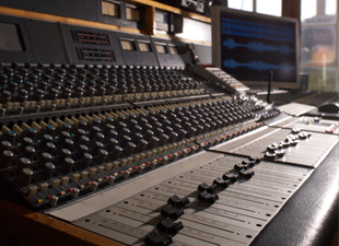 Vintage Neve 5315 Console from Early 1970s