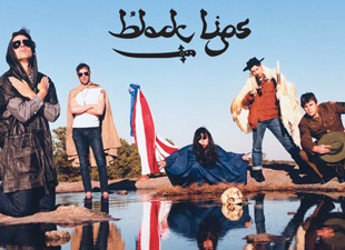 "Black Lips recorded their album ""Arabia Mountain"" at Metrosonic"