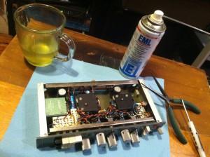 Electrolube repairs