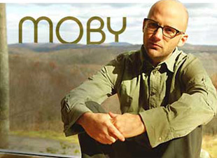 Moby at Metrosonic Brooklyn recording studio