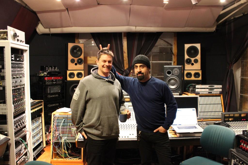 Jim Breuer and Rob Caggiano Tear Trough MetroSonic