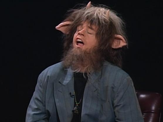 Jim as Goat Boy