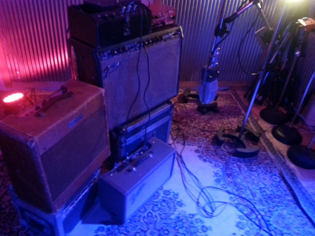 Viktor's Guitar Setup