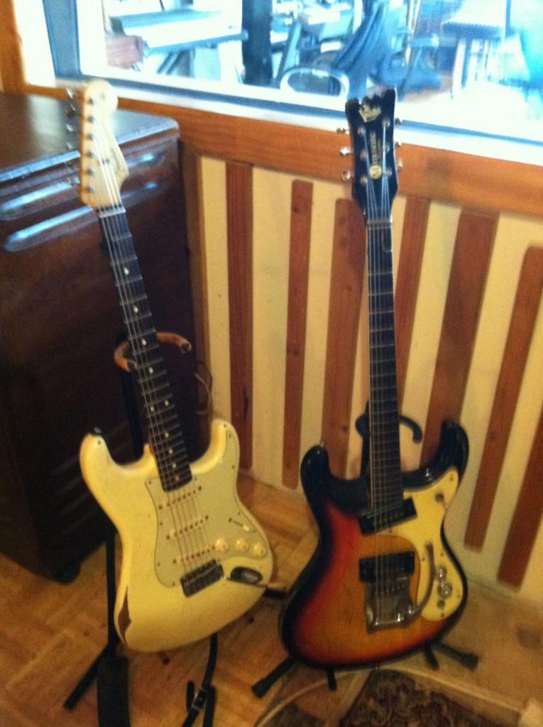 Fender & Mosrite Guitars