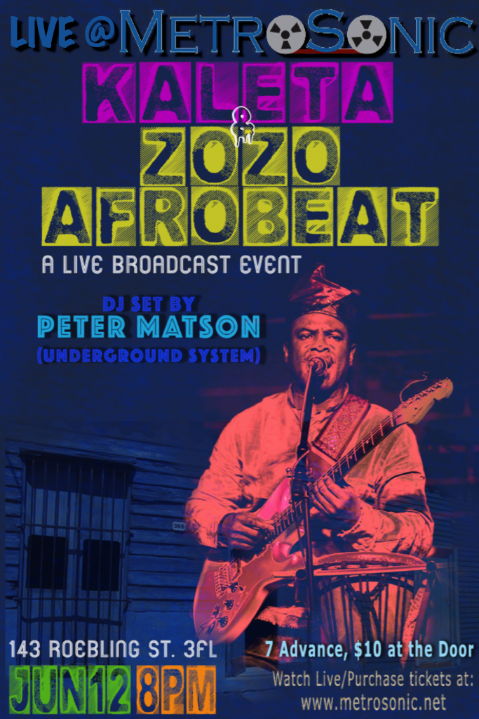 June 12th Kaleta Afrobeat