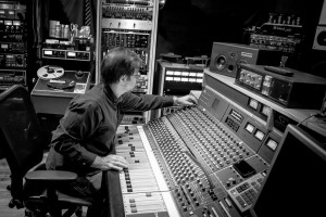 MetroSonic's Chief Engineer Pete Mignola