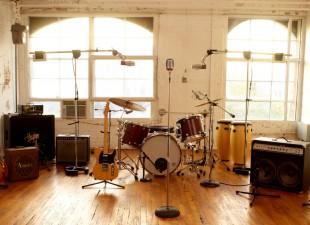 music production studios nyc
