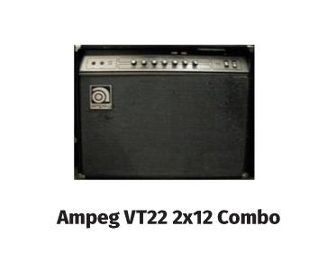 amped vt22 2x12