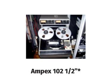 Ampex 102 1/2″