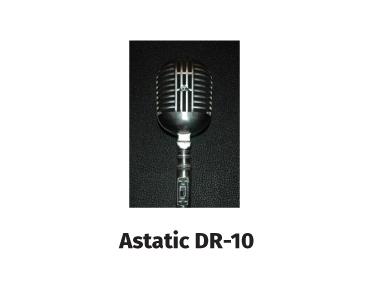 astatic dr-10