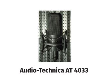 audio-technica at 4033