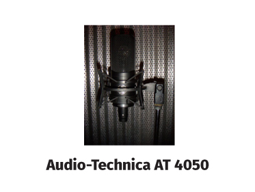 audio-technica at 4050