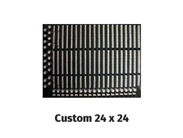 custom 24 x 24