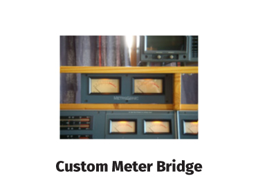 custom meter bridge