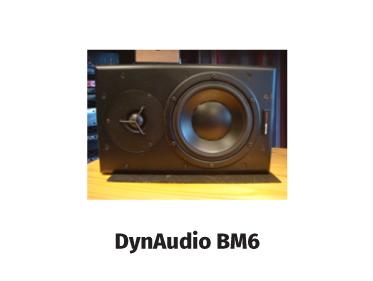 DynAudio bm6