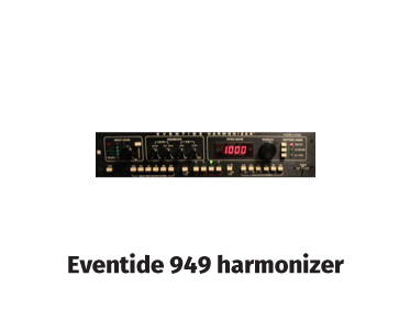 eventide 949 harmonizer