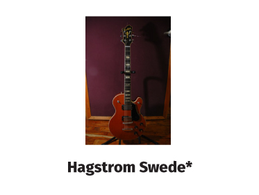 hagstrom swede