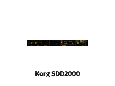 korg sdd2000
