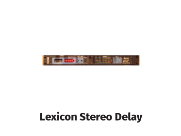 lexicon stereo delay