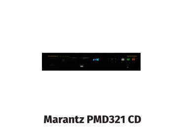marantz pmd321 CD