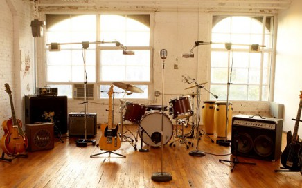 music production studios nyc