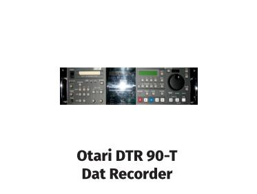 otari dtr 90-t dat recorder