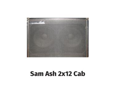 sam ash cab
