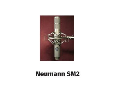 neumann sm 2 vintage stereo tube mic