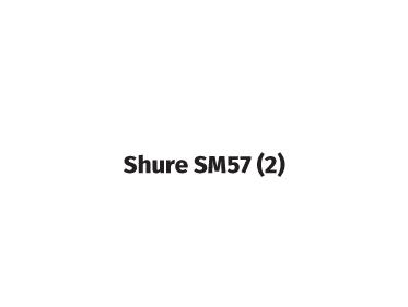 shure sm57 (2)