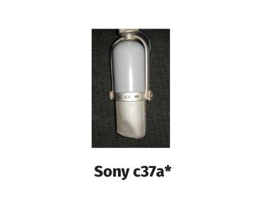 sony c37a