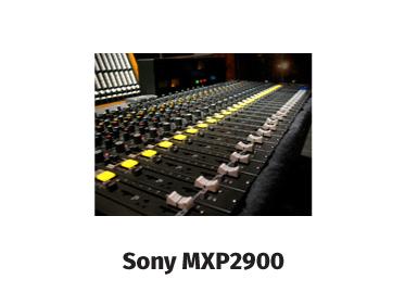 Sony MXP2900