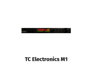 tc electronics m1