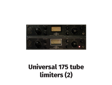 universal 175 tube limiters